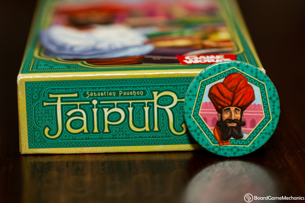 Jaipur Board Game Mechanics