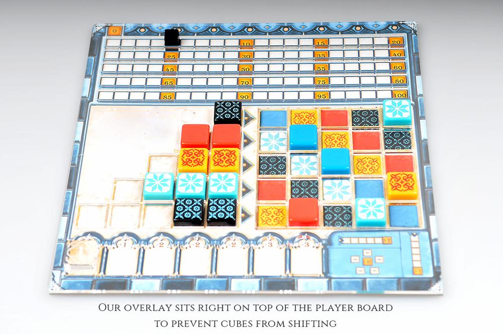 Plexiglass Overlays (Click to Purchase)