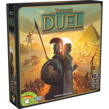 7 Wonders Duel Box Art