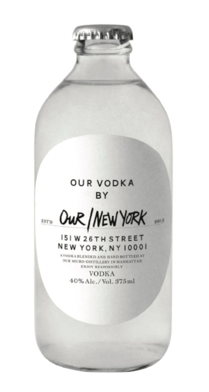 STATS - Distillate: GrainProof: 80ABV: 40%Size: 375ml*Blended and hand bottled in Manhattan, NY