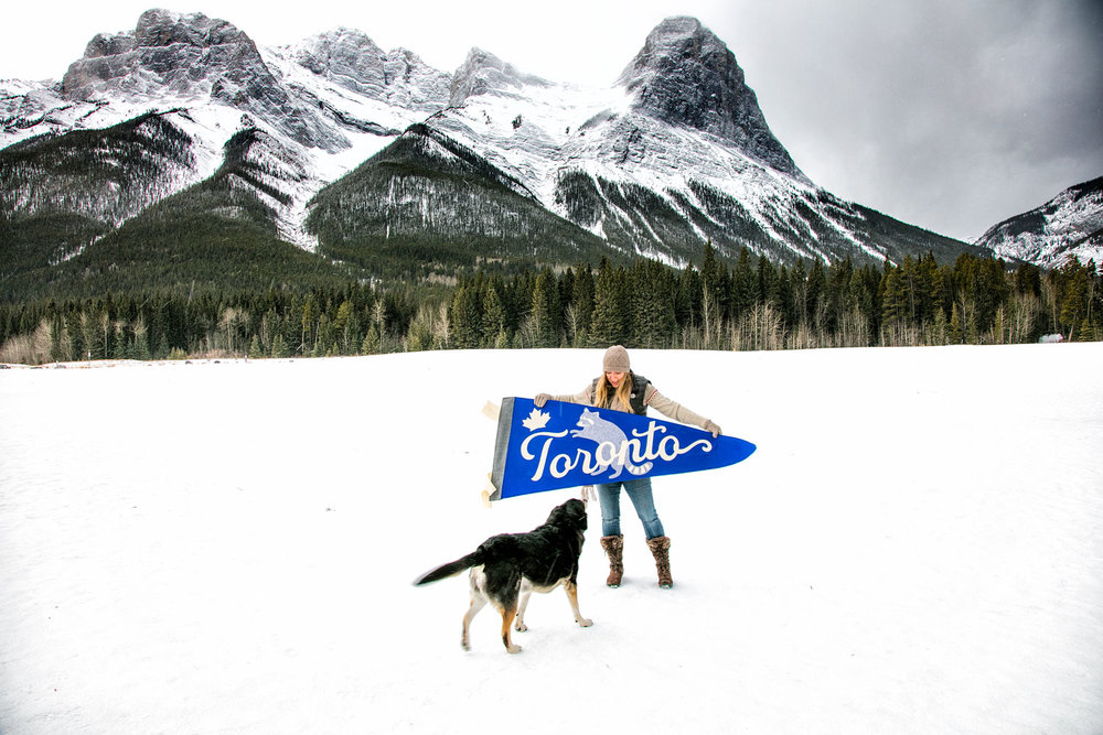 At Yoho & Co, we love our photo shoots at Quarry Lake — a place where you're sure to find a furry friend.