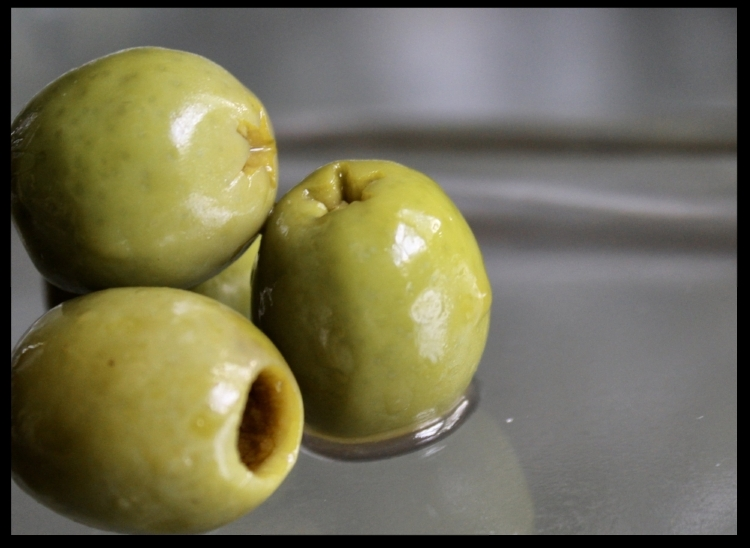 Olives have been on the planet for several millennia, and are a staple in the Mediterranean Diet - no wonder Europeans live long. To learn more about the history of olives, how they are processed, and several types you might see in the market, click  HERE .