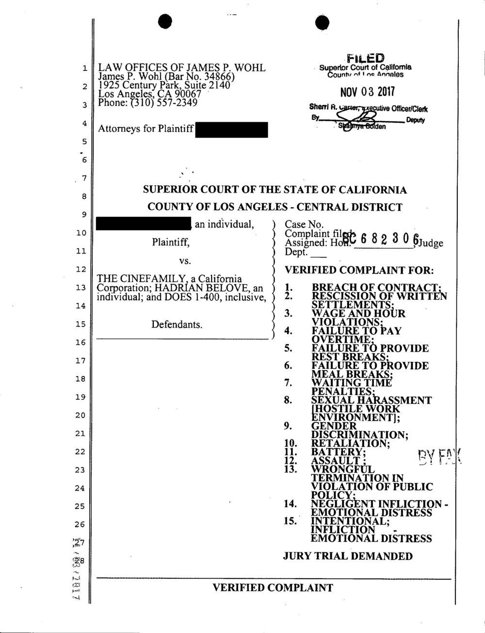 complaint 110317 redact.jpg