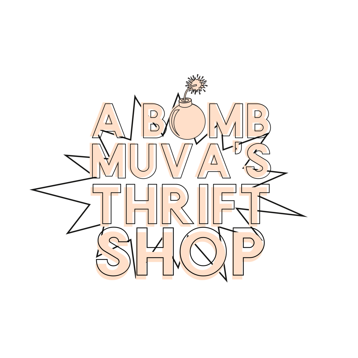 A Bomb Muva's Thrift Shop