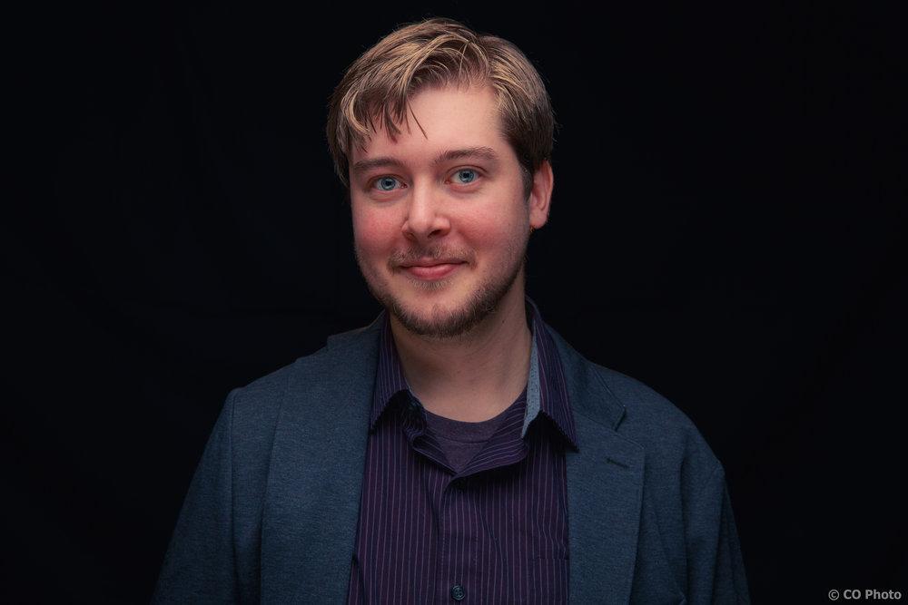 Model: Brendan Truett