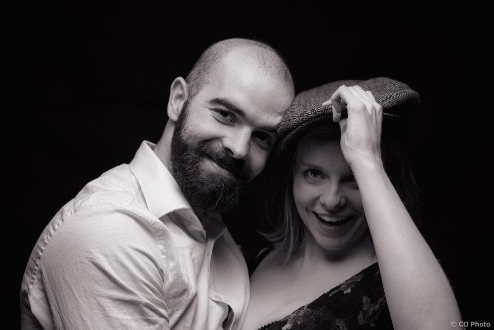 Models: Brenna Fitzgerald & Matthew Dray