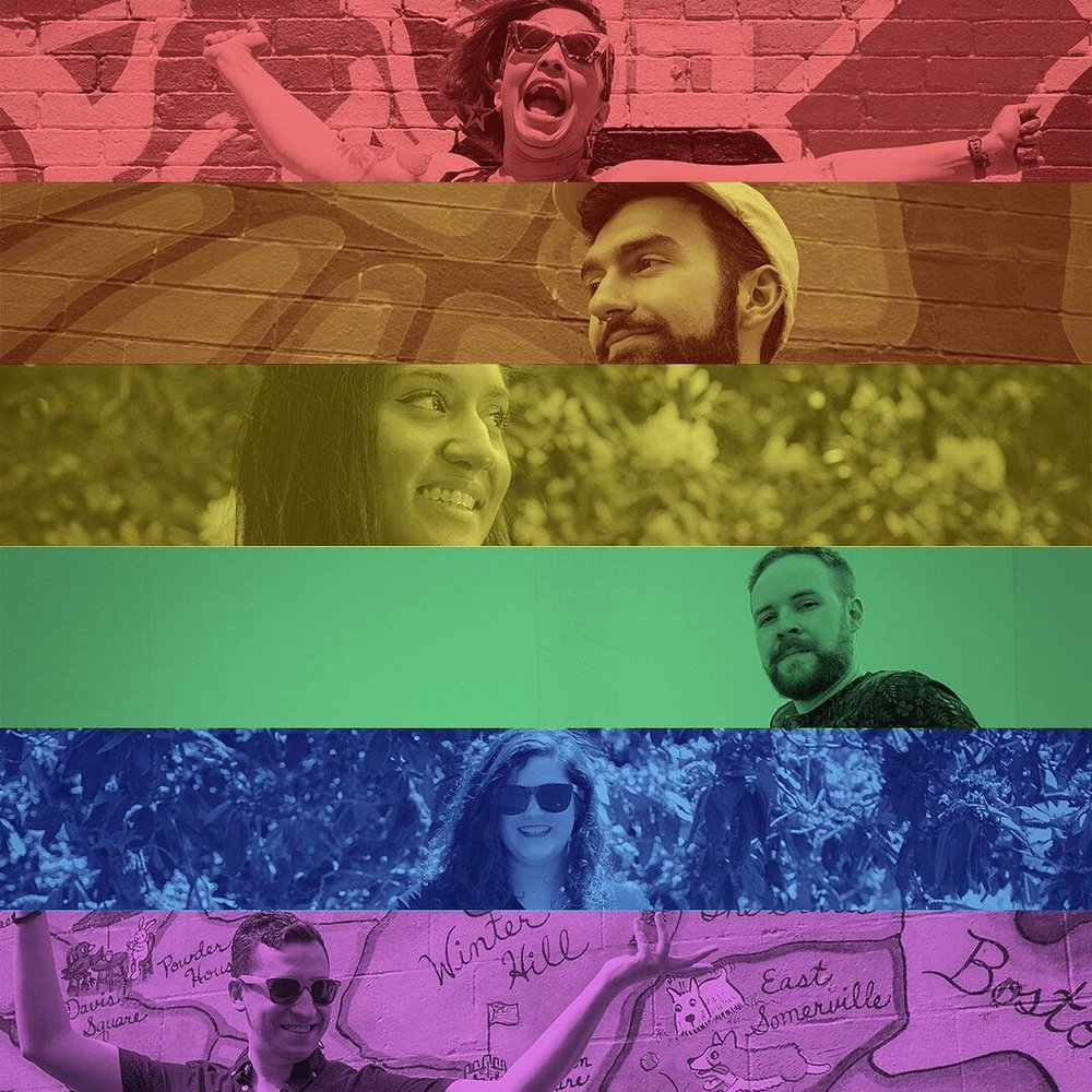 My love and creation of a Pride-based photo series.  - A few years ago, if you had asked me if I was doing anything special for Pride Month, I would have probably said no. I have never been ashamed of my sexuality, but I never really thought of pride as a big deal.