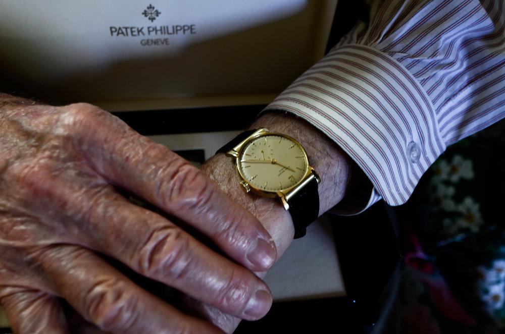 Charles Woehrle Shows Us His New Patek Philippe Watch, BY JASON HEATON, HODINKEE, JULY 11, 2011