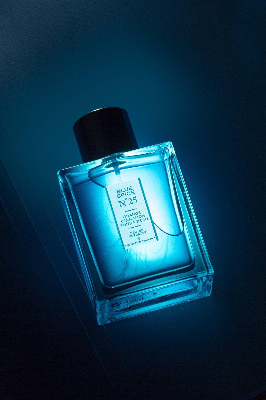 Blue Spice N°25 perfume
