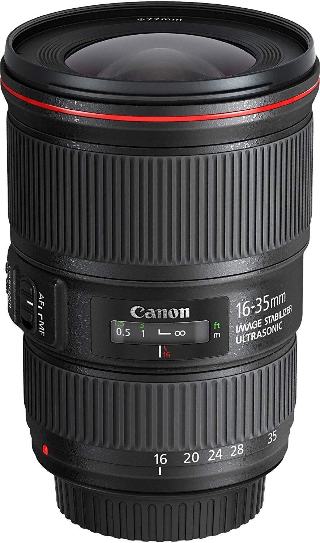 Canon 16-35mm F/4L