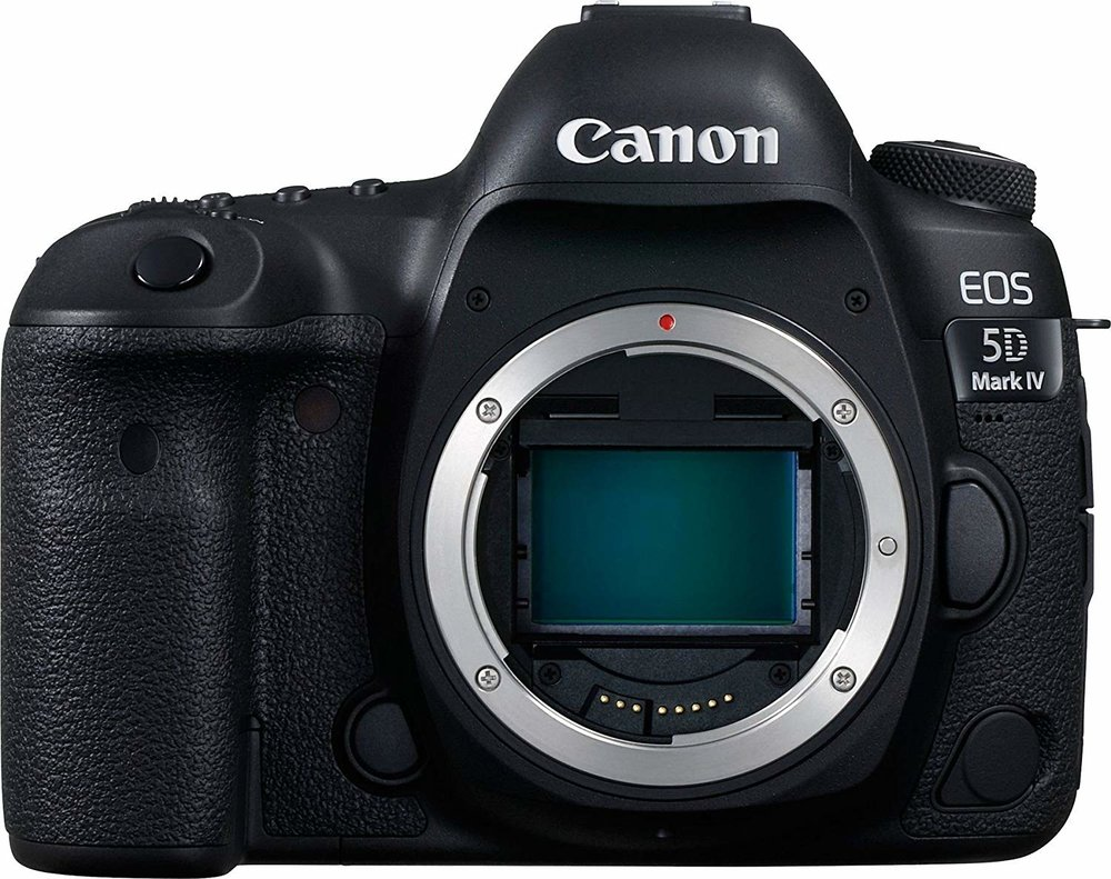 Canon 5D-Mark IV Body