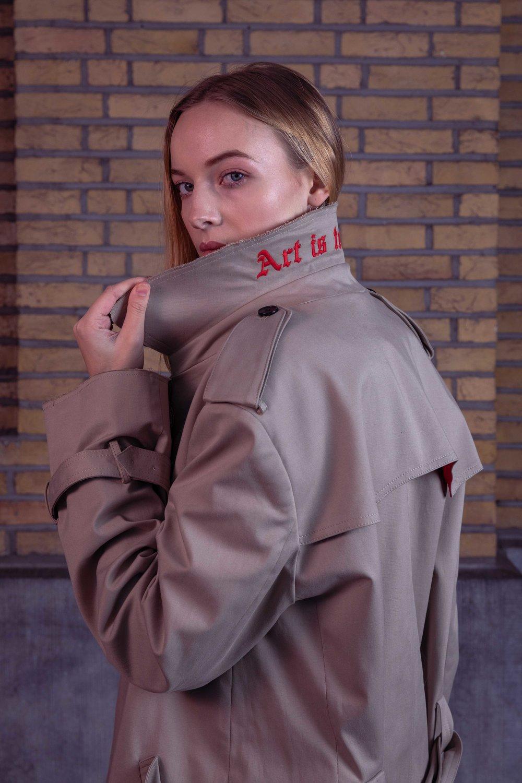 Photo & retouch: Alexis BreugelmansModel: Lauren Debie from Just Jess ModelsMake-up: Sarah CluyseHair: Imke MelisAssistant: Sara De ClerckClothing: Zadig & Voltaire