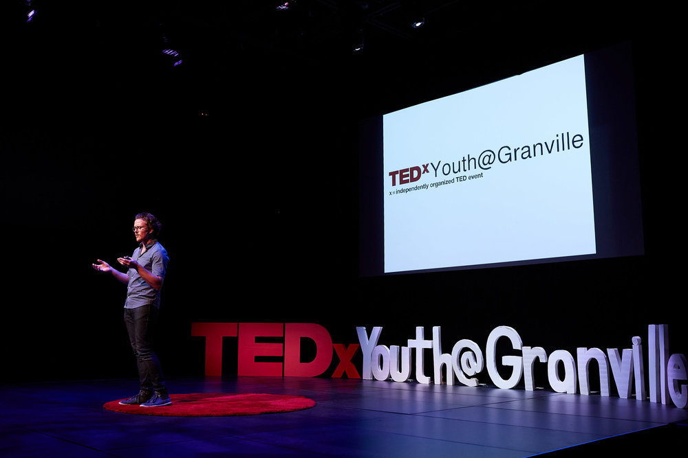 TEDxYouth@Granville - I worked as the media representative for the TEDxYouth@Granville event!
