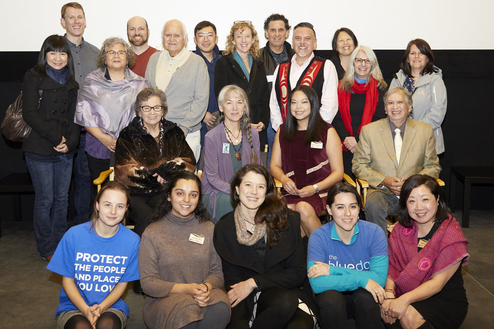 the road forward - The David Suzuki Foundation held a screening of the documentary