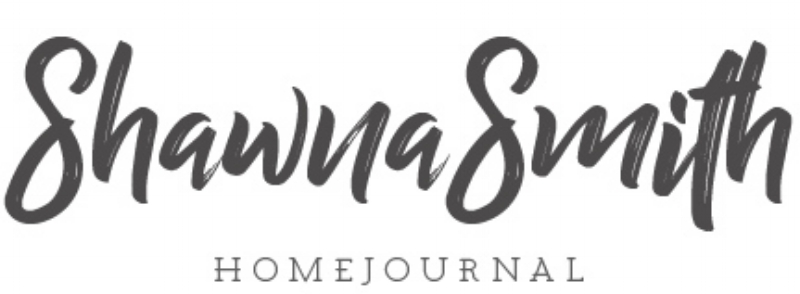 Shawna Smith Home Journal