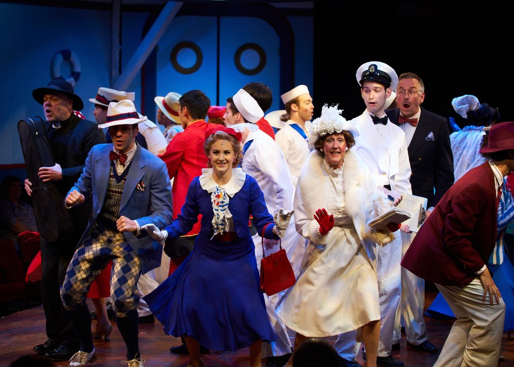 ANYTHING GOES at Mac-Haydn Theatre