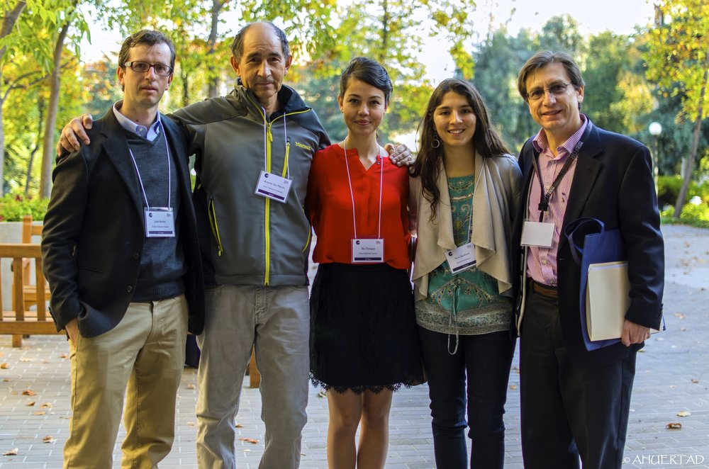 Chile-California Conference 2013 @Stanford University