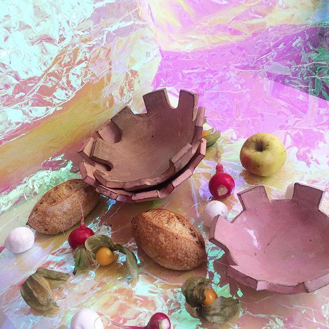 Aviva Rowley Wet Vessels Mess Hall Edible Ikebana Still Life