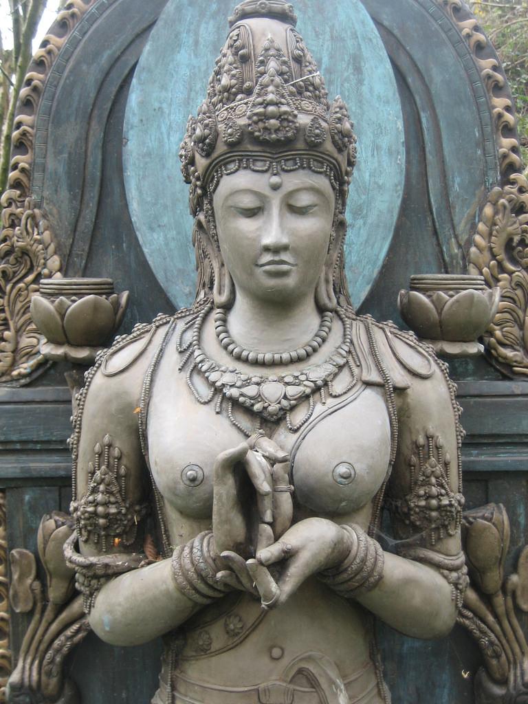 January: Prajnaparamita
