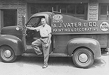 Who We Are A J Vater Co - The pittsburgh painting co