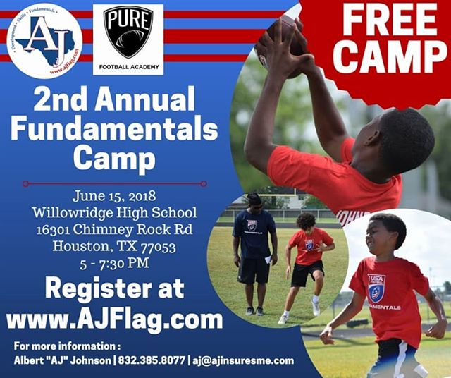 Have a kid age 6 - 18 that would be interested in a FREE fundamentals camp?  @ajinsuresme @abetterme20 @snipitsnclipits