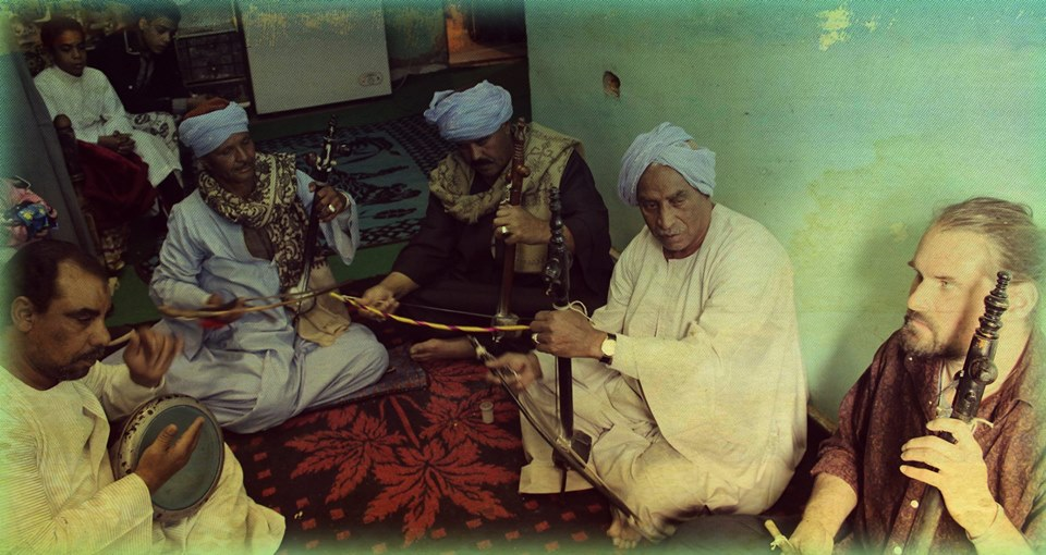 Musicians of the Nile, The Charcoal Gypsies with Narayan Sijan