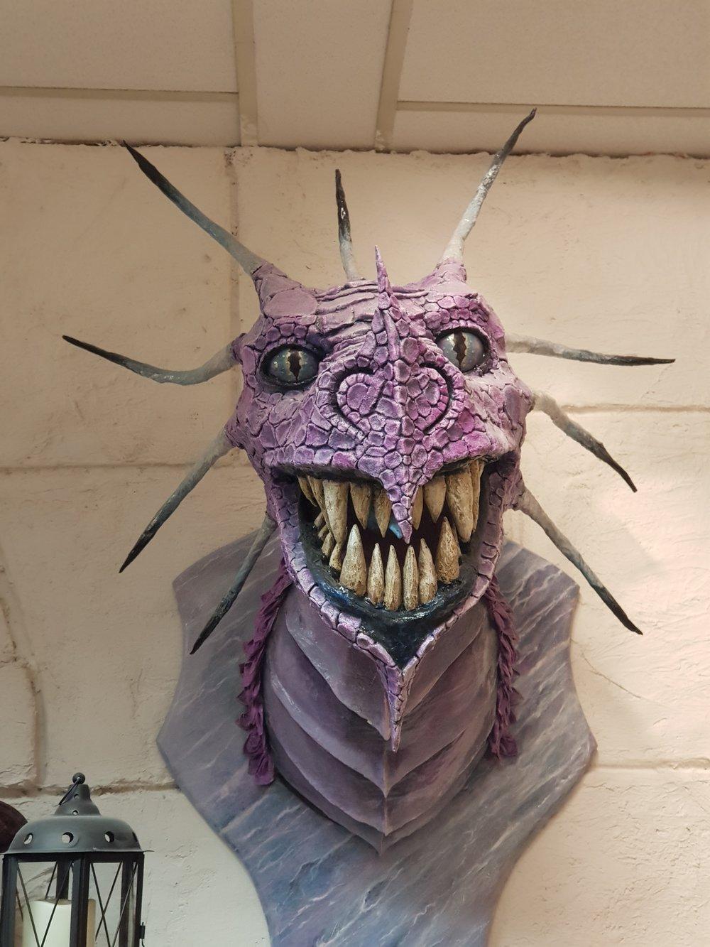 The Purple Dragon (Purperen Draak), pic by Janene