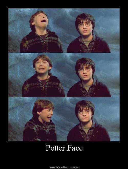 Harry potter memes - Potter face.jpg
