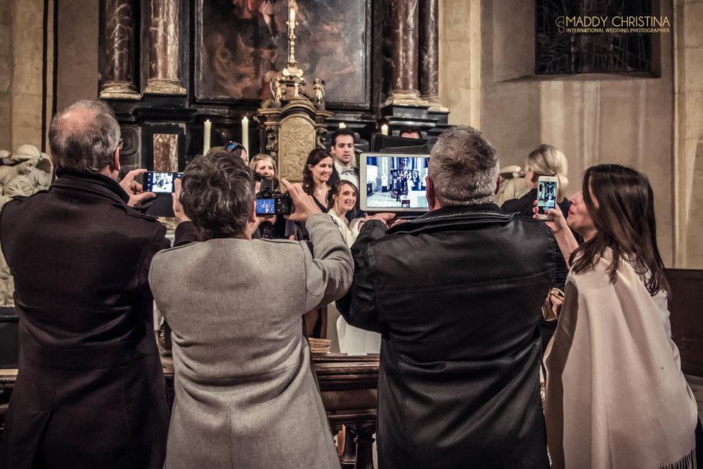photographe amateur mariage