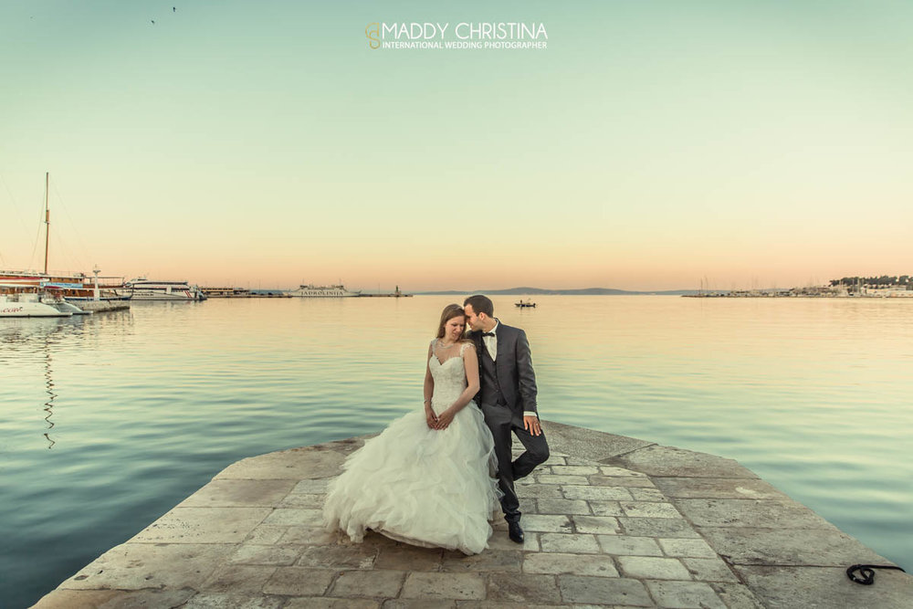 mariage wedding croatie