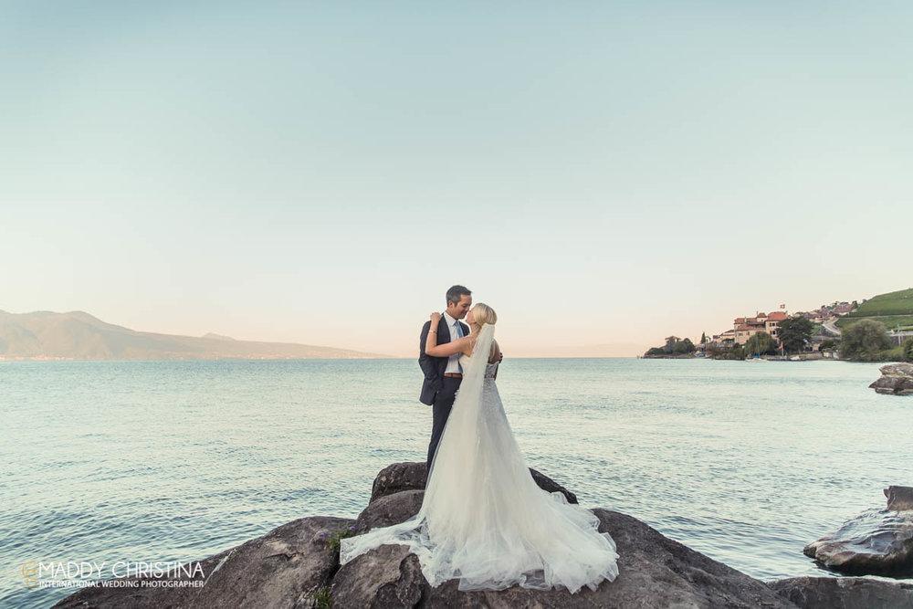 mariage wedding suisse switzerland lausanne lac léman
