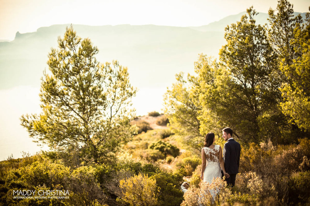 mariage wedding aix en provence marseille sud south of france calanques