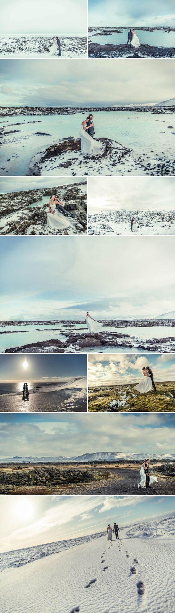 iceland, islande, mariage, wedding snow