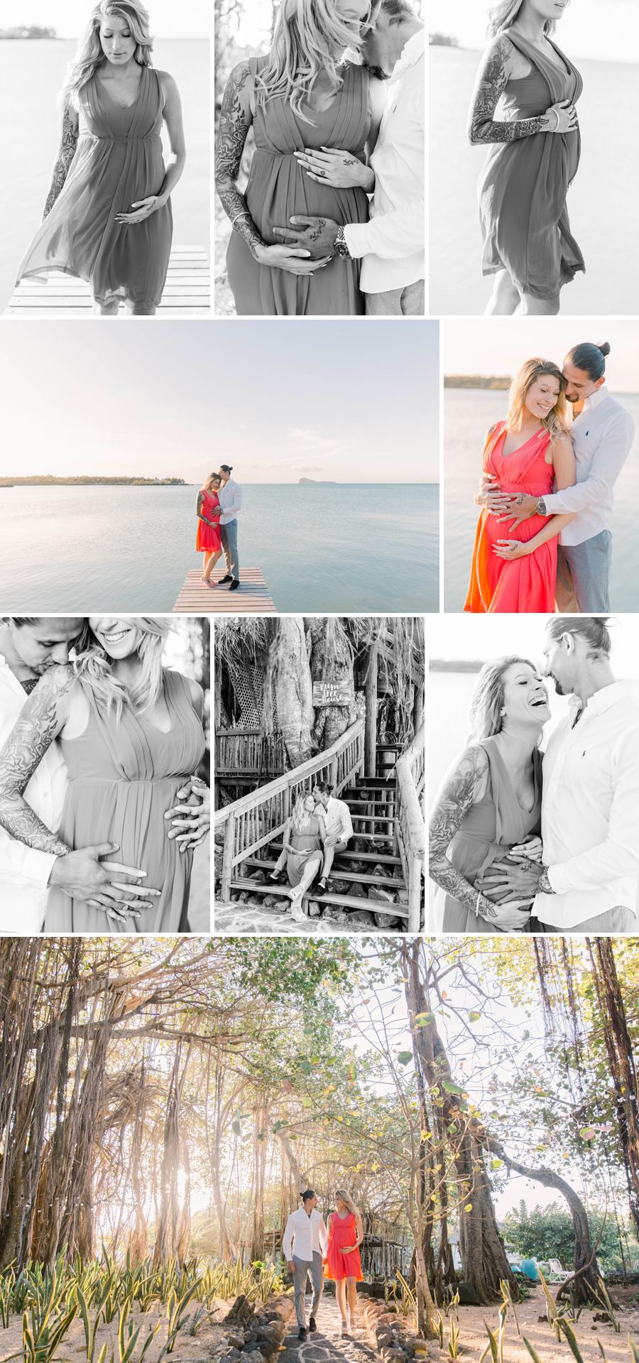 wedding mauritius pregnancy maternity photographer