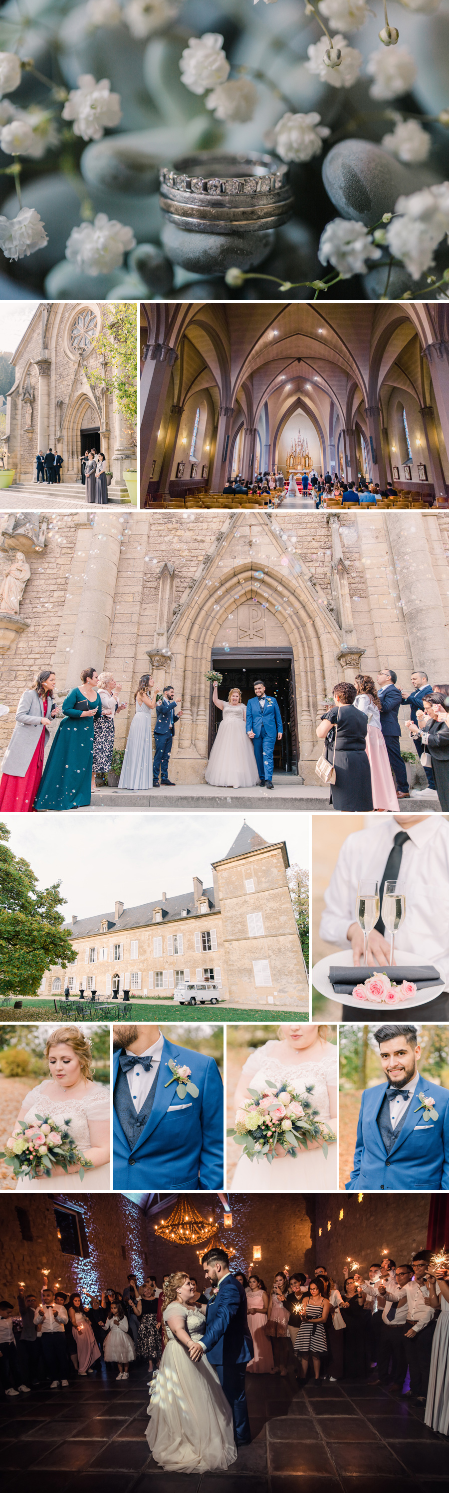 mariage chateau preisch luxembourg photographe