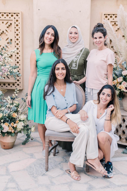 the purple chair team dubai wedding photographer