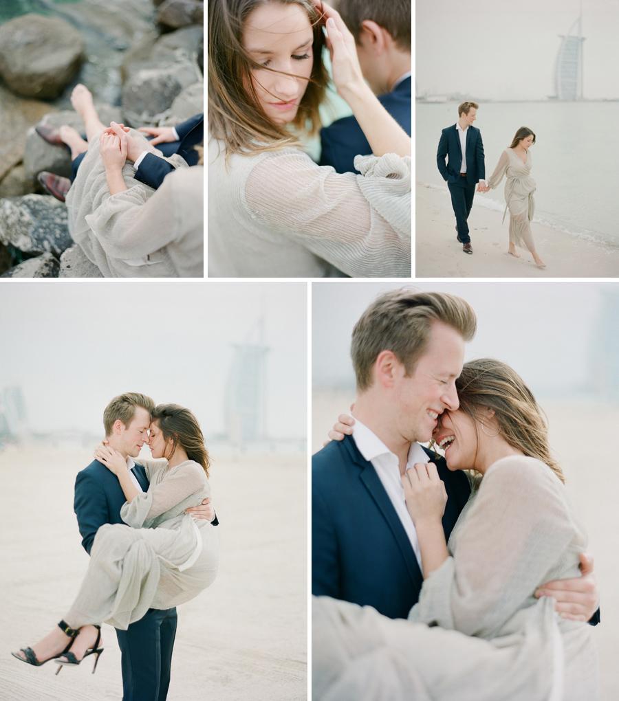 wedding photographer dubai couple engagement