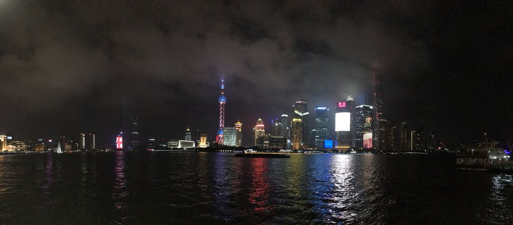 Shanghai, China - June, 2017
