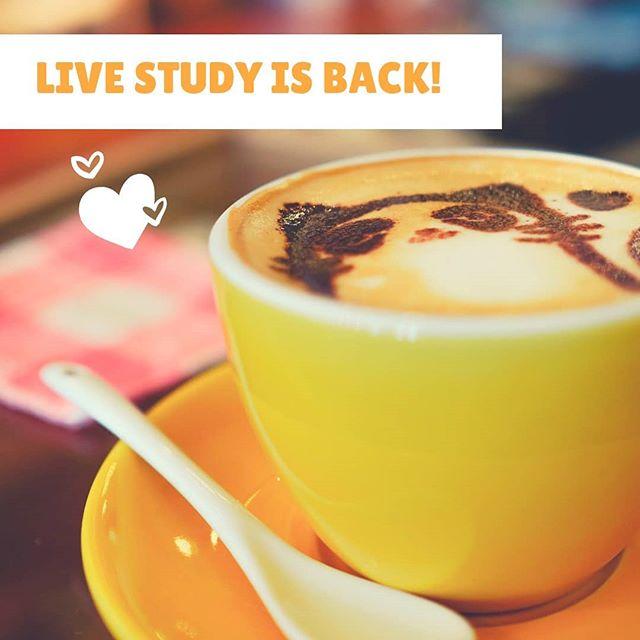 Live Bible study is back, Wednesday 10 AM CST! #livestudy #godsword #1stjohn