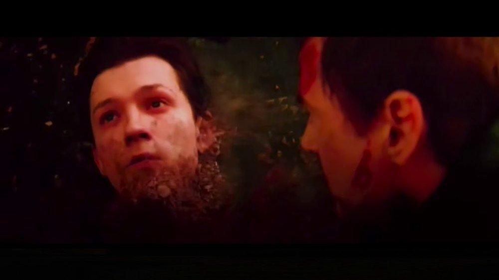 """""""Mr. Stark, I don't feel so good."""""""