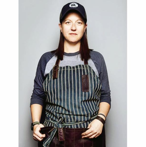 Tara Lee - Head Chef, Eastbound Brewing Company