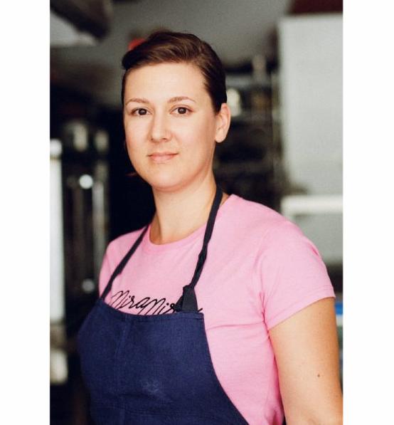 Amira Becarevic - Chef/Owner, Eat Mira Mira