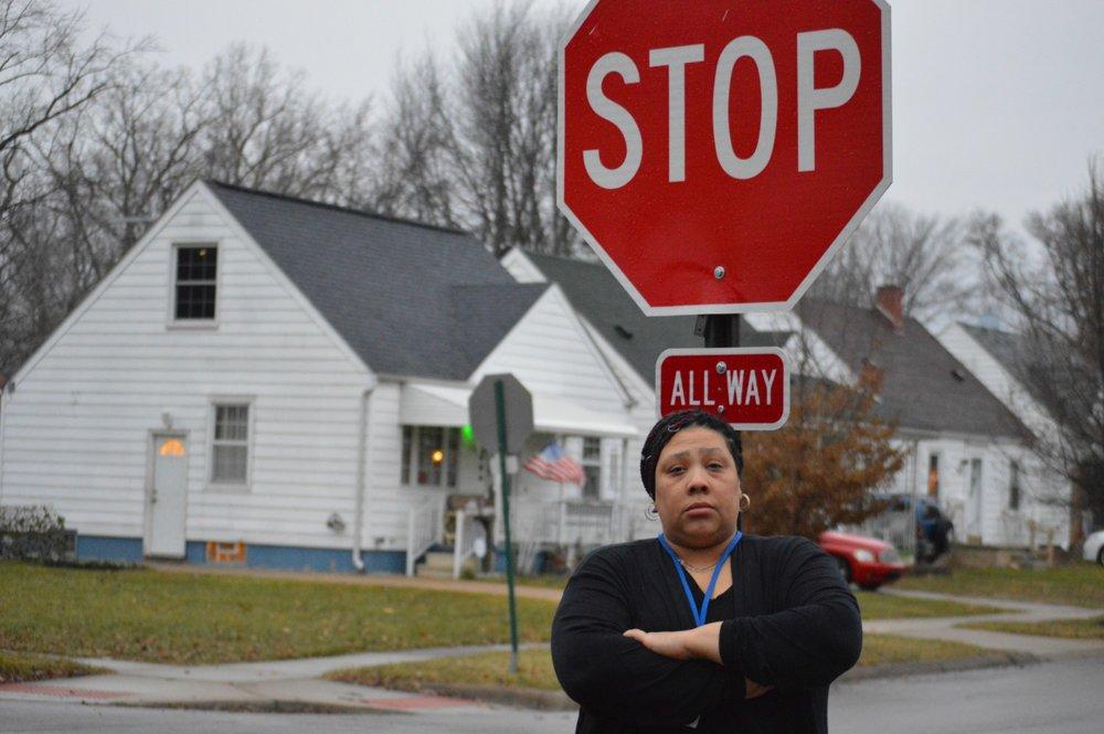 Sonja Bonnett, one of DJC's Community Legal Workers/Photo: Ken Coleman