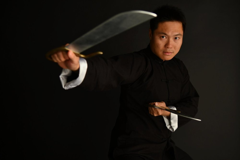 Master Leo - Fight choreographer and trainer for the Ip Man movies and the Iron Fist series.