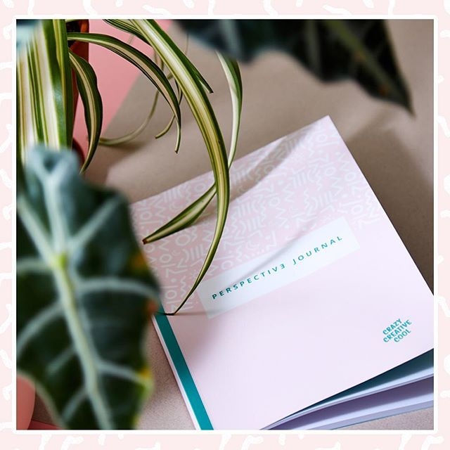 It's the last month of the year & our PERSPECTIVE journal is finally restocked 😁⁣⁣! Inside is a 30 day challenge to encourage us to take back control of our thoughts, reign in negative self talk & practice healthy habits daily, which enable us to have a clearer mind and focus. ⁣⁣⁣⁣ ⁣⁣ What kind of voice do you listen to daily? Is it the voice of an enemy or a friend? For the most of us, it's a voice that makes us feel unworthy & unmotivated. With the PERSPECTIVE journal, we work on challenging this inner voice so we can acknowledge it, understand it & overcome it, giving us a head start on 2019!⁣ ⁣⁣⁣⁣ The challenge is split into three equally important pillars:⁣⁣⁣⁣ ⁣⁣⁣⁣ - POSITIVITY PILLAR (Gratitude)⁣⁣⁣⁣ - PRODUCTIVITY PILLAR (Habit / activity tracking)⁣⁣⁣⁣ - PONDERING PILLAR (Journalling / self reflection)⁣⁣⁣⁣ ⁣⁣⁣⁣ The roots of the majority of our insecurities are anchored in our self limiting beliefs and these deeply rooted beliefs have more control over our lives & identity than we realise. Our personal narrative is an accumulation of our past experiences, memories, things we have learnt & been told by others. The problem with this is that we tend to take all of these things & mix them up, leaving us with less clarity of who we are as a person and what we are really capable of. ⁣⁣The journal will support you to identify your own triggers and self sabotaging behaviours & shift your mindset to a more positive space! ⁣⁣⁣⁣ During the challenge, we're going to aim for delayed gratification, taking baby steps each day. There are no quick fixes, only deep work which helps us to get long term results. Shifting our perspective to delayed gratification not only stops us putting unnecessary pressure on ourselves but allows us to slow down, practice willpower and self control - two strengths that help us reach our goals.⁣⁣⁣⁣ ⁣⁣⁣⁣ By taking control of our thoughts we can choose what we give our energy and power to. We can take back our power from unhealthy situations. We can recognise self sabotage and when we need to ask for support.⁣ Check it out here: www.crazycreativecool.com or link in our bio! 🌱Each pack comes with a free wall chart & stickers!