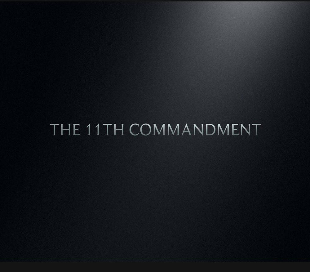 """The 11th Commandment"" 2018 [TV SERIES]     A TEENAGE CANCER PATIENT IS GIVEN A SECOND CHANCE AT LIFE IN EXCHANGE FOR HELPING DELIVER GOD'S MESSAGE OF LOVE."