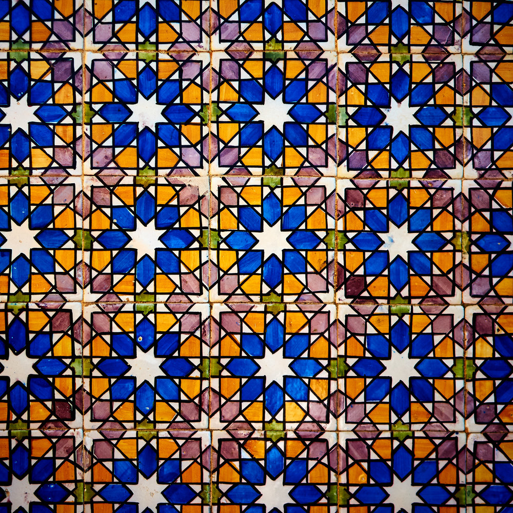 Mosaic - by Jasmin Wilmes