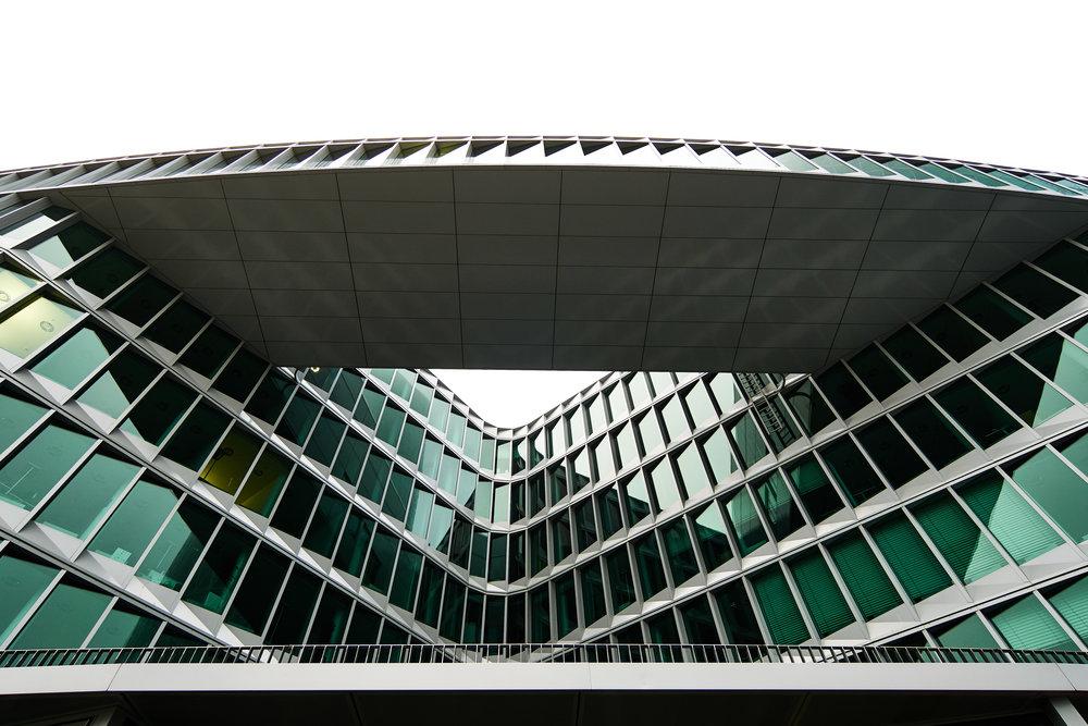 Westhafen Haus