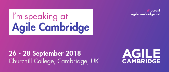 ExperienceClean Language  - Attend Agile Cambridge to apply Clean Language