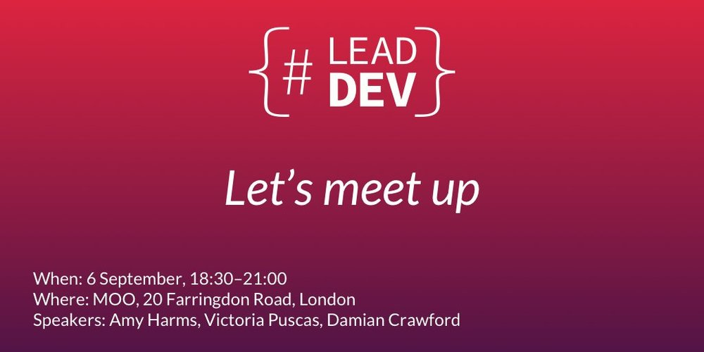 See Clean Language - Come to The Lead Developer Meetup